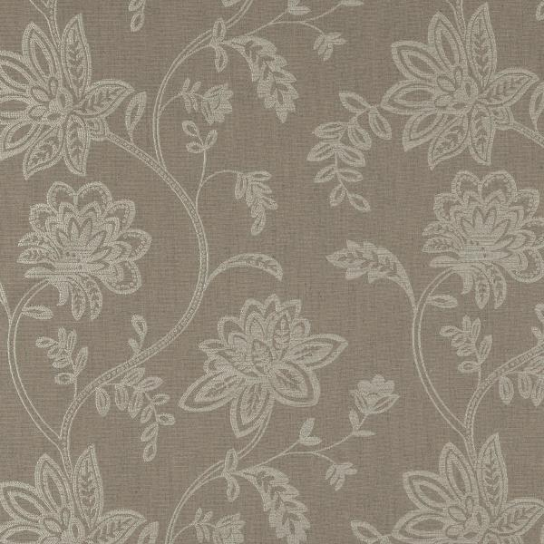 RadiateFossil  77% Polyester/ 17% Viscose/ 5% Linen/ 1% Wool  Approx. 138cm   37.5cm  Curtaining & Accessories  Flame Retardant
