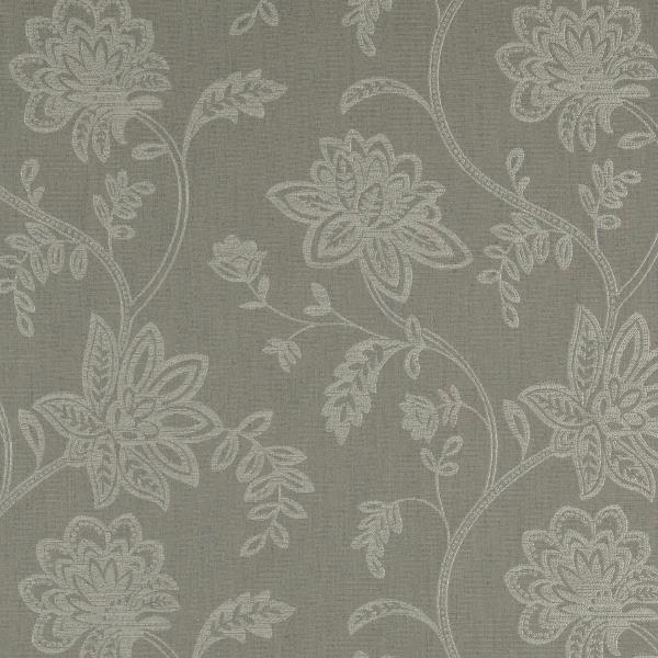 Radiate Pewter  77% Polyester/ 17% Viscose/ 5% Linen/ 1% Wool  Approx. 138cm   37.5cm  Curtaining & Accessories  Flame Retardant