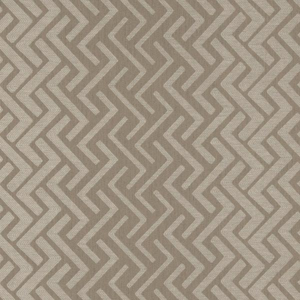 Relish Almond  65% Polyester/ 25% Viscose/ 10% Linen  Approx. 142cm   7.5cm  Curtaining & Accessories  Flame Retardant