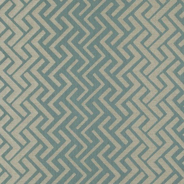Relish Baltic  65% Polyester/ 25% Viscose/ 10% Linen  Approx. 142cm   7.5cm  Curtaining & Accessories  Flame Retardant