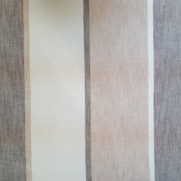 Spectra Pebble  100% Polyester  Approx. 300cm drop   Vertical Stripe  Curtaining