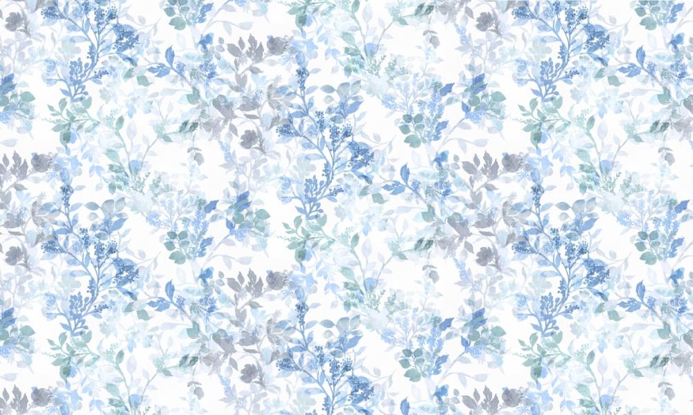Mangrove Capri  100% Cotton  Approx. 280cm Drop (Railroaded) | V: 70cm H:70cm  Dual Purpose 20,000 Rubs