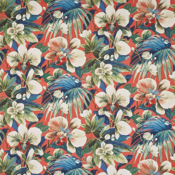 Moorea Coral Reef  100% Cotton  Approx. 137cm | 61cm  Curtaining