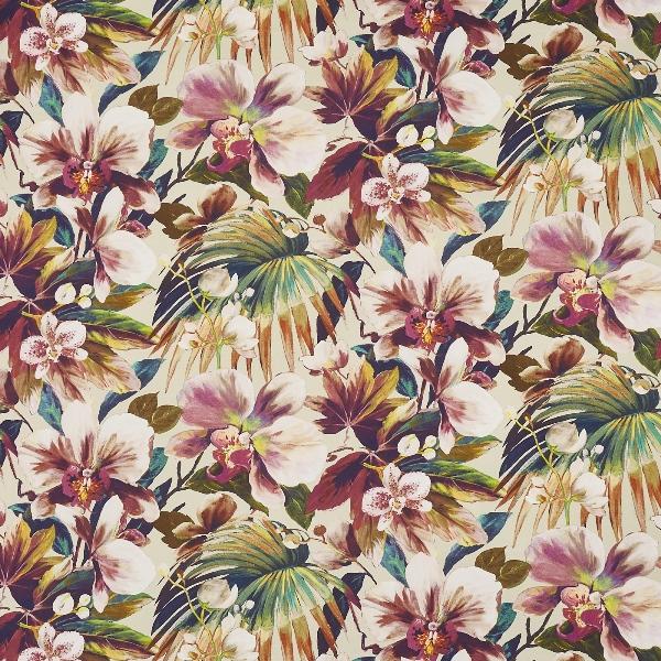 Moorea Jewel  100% Cotton  Approx. 137cm | 61cm  Curtaining