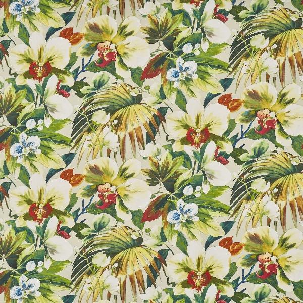 Moorea Oasis  100% Cotton  Approx. 137cm | 61cm  Curtaining