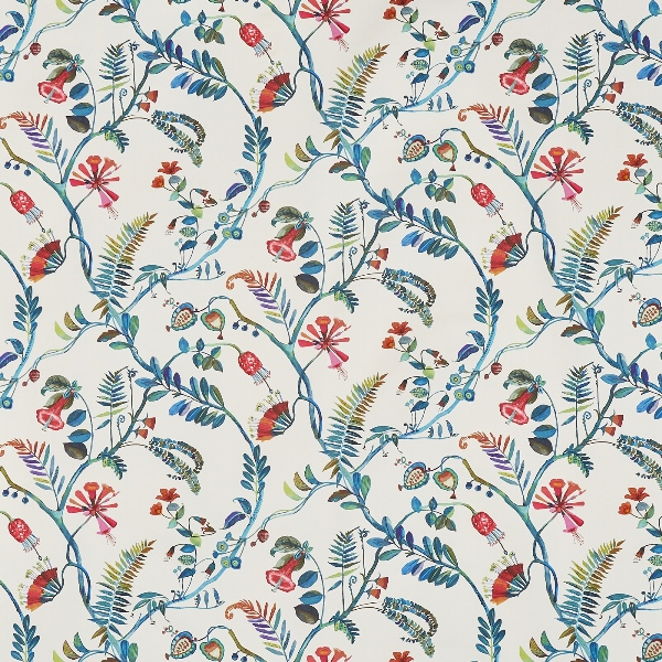 Tropicana Coral Reef  100% Cotton  Approx. 137cm | 64cm  Curtaining
