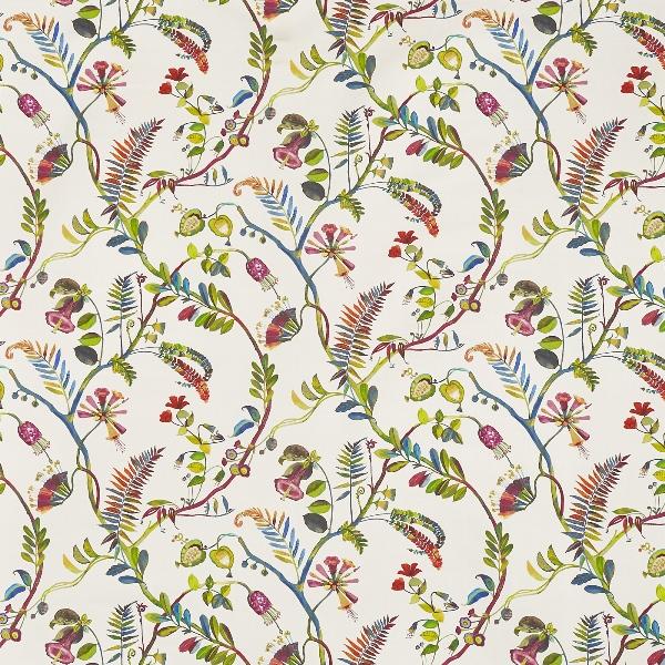 Tropicana Jewel  100% Cotton  Approx. 137cm | 64cm  Curtaining