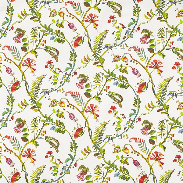 Tropicana Oasis  100% Cotton  Approx. 137cm | 64cm  Curtaining
