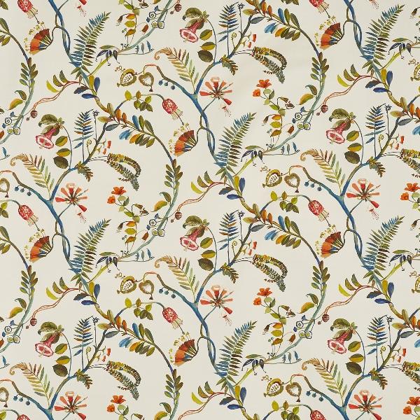 Tropicana Spice  100% Cotton  Approx. 137cm | 64cm  Curtaining