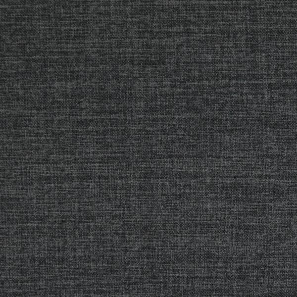 Smart Ebony  100% Polyester  Approx. 142cm | Plain  Upholstery 100, 000 Rubs  Flame Retardant | FibreGuard | Oeko-tex