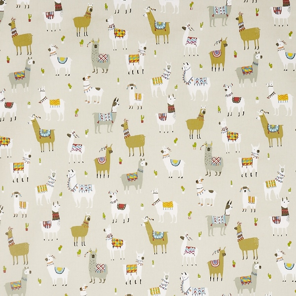 Alpaca Canvas  100% Cotton  Approx. 137cm | 64cm  Curtaining