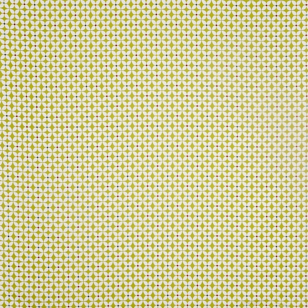 Zap Lime  100% Cotton  Approx. 137cm | 12.5cm  Curtaining