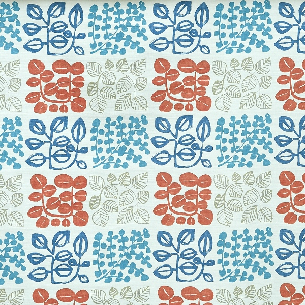 Cuba Coral Reef  100% Cotton  Approx. 137cm | 32cm  Curtaining