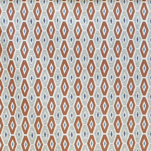 Karaz Coral Reef  100% Cotton  Approx. 137cm | 21cm  Curtaining