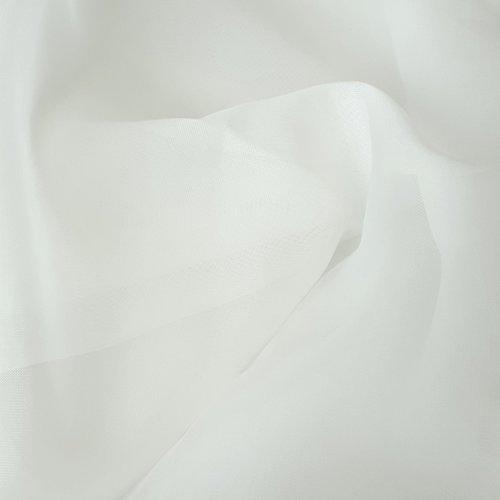 PLAIN VOILE WHITE | LIGHT YEARS