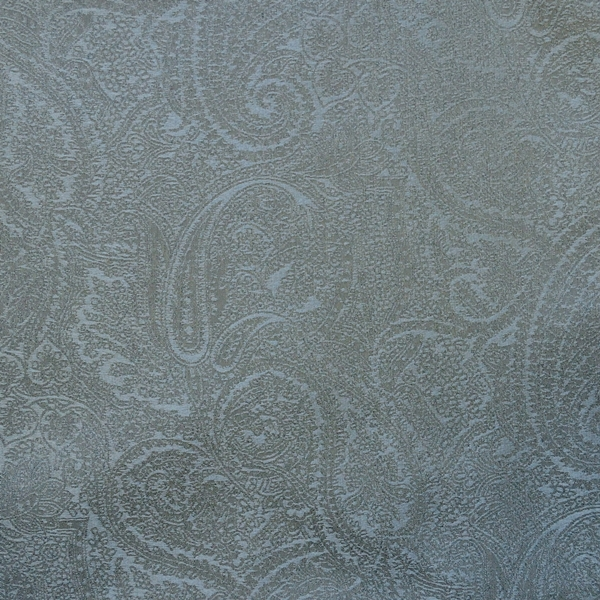 Bramble Steel  100% Polyester  280cm Drop (R/R) | V: 35cm H: 34cm  Curtaining