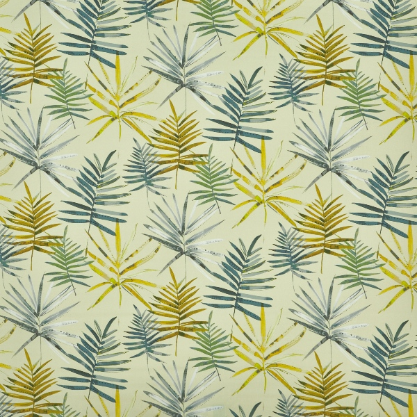 Topanga Mimosa  100% Cotton  Approx. 137cm | 52 drop 26cm  Curtaining