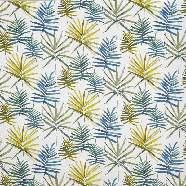 Topanga Oasis  100% Cotton  Approx. 137cm | 52 drop 26cm  Curtaining