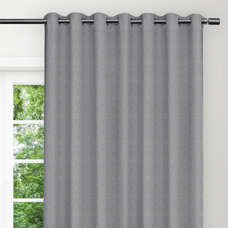 WILLOW EYELET CURTAIN