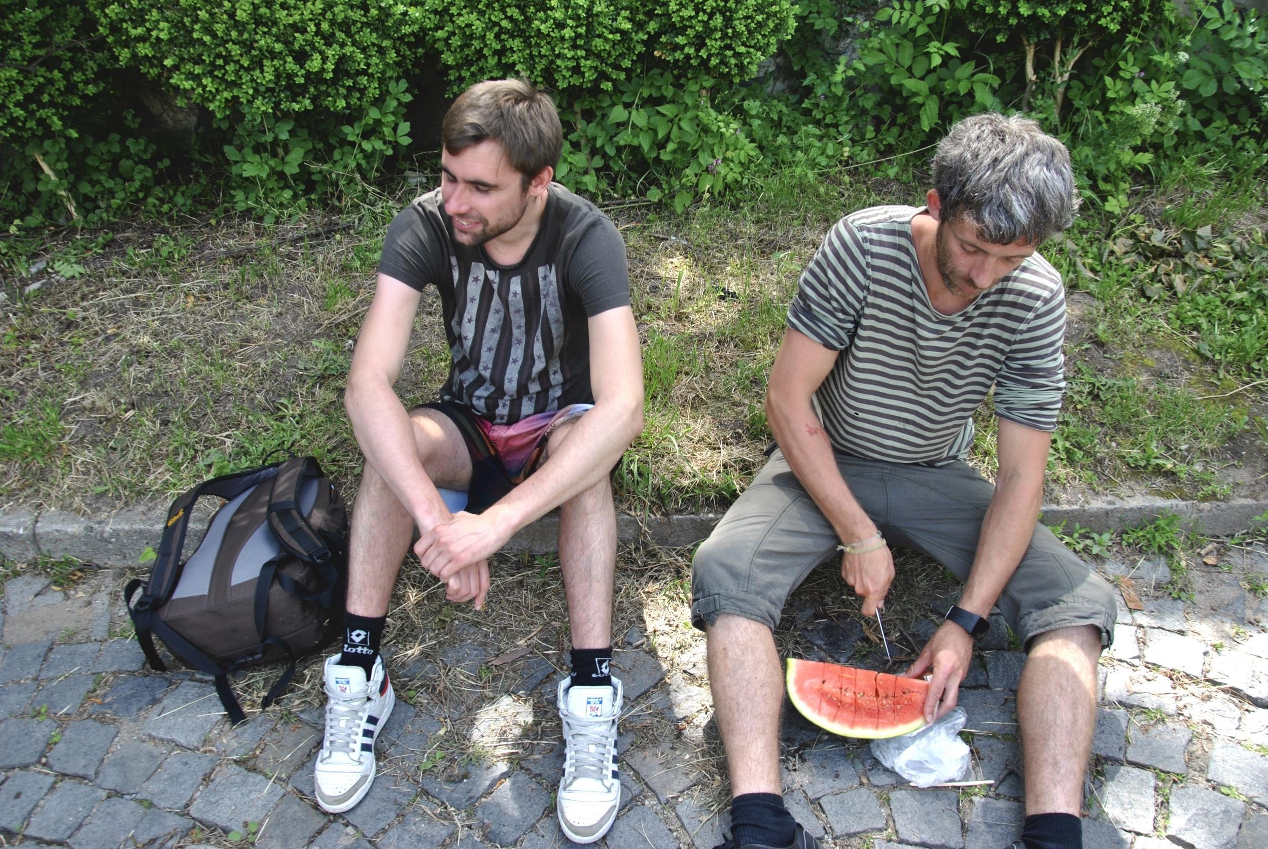 watermelon prehydration