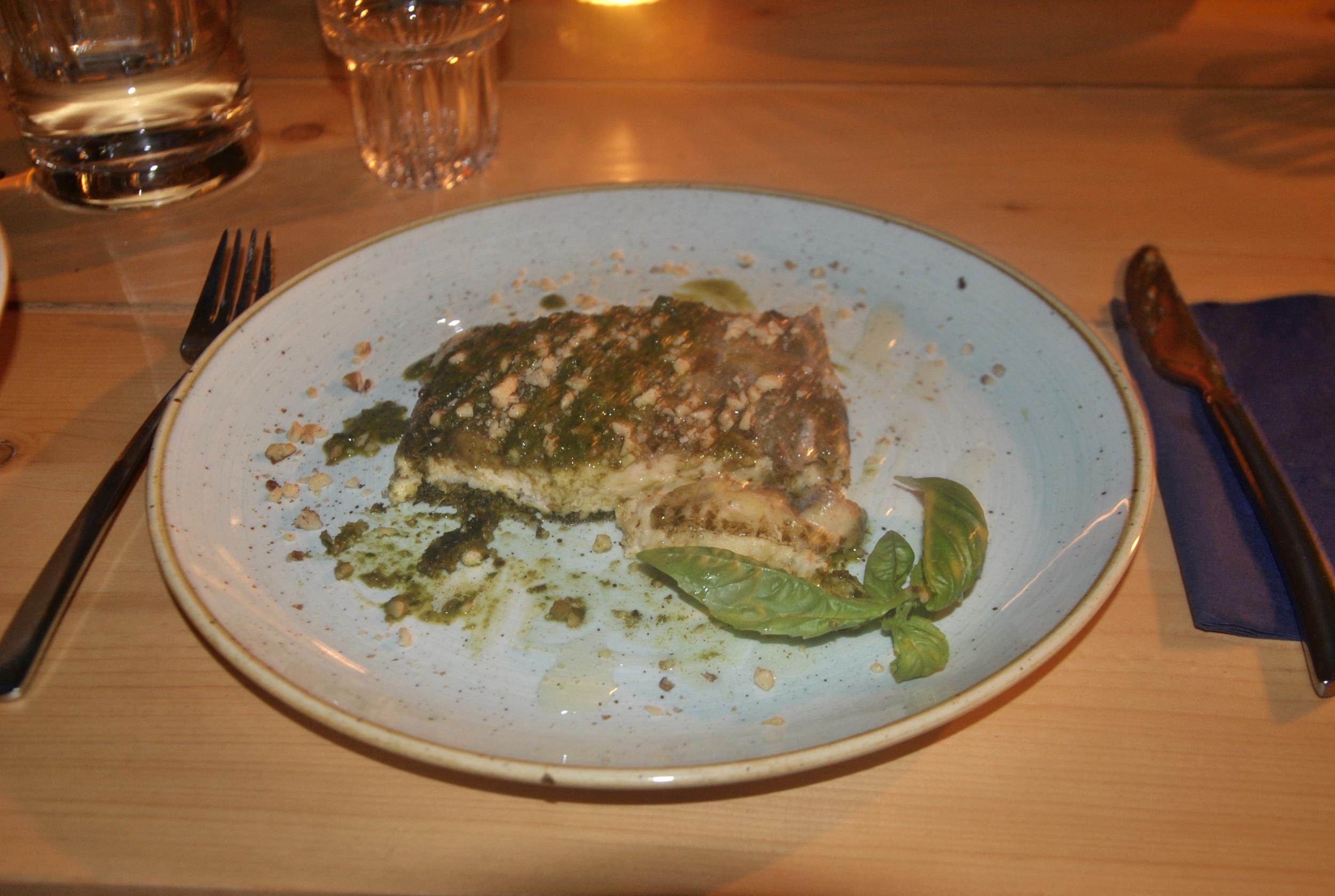 Soul Kitchen Chef's Dish
