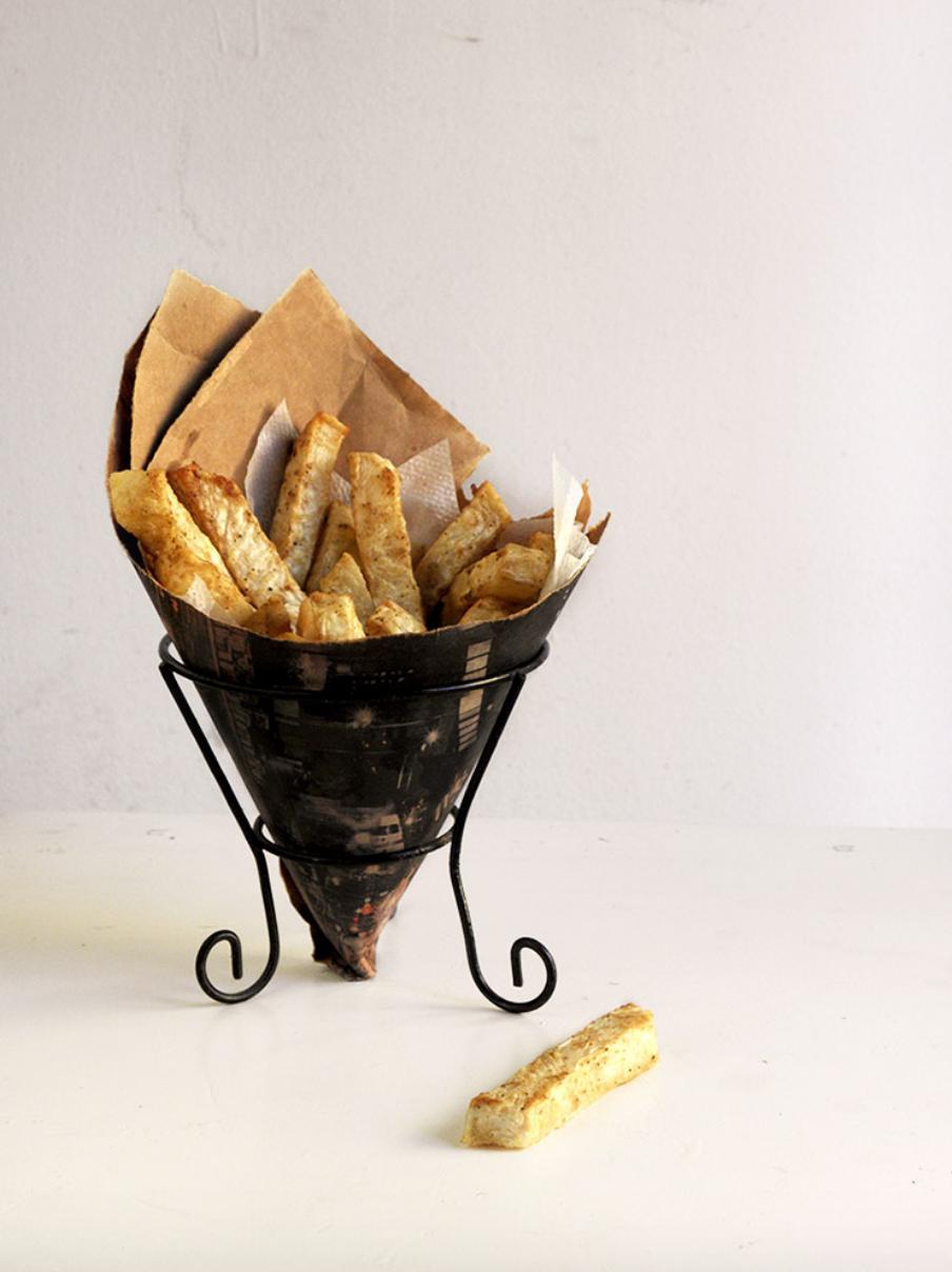 Baked Celery Fries