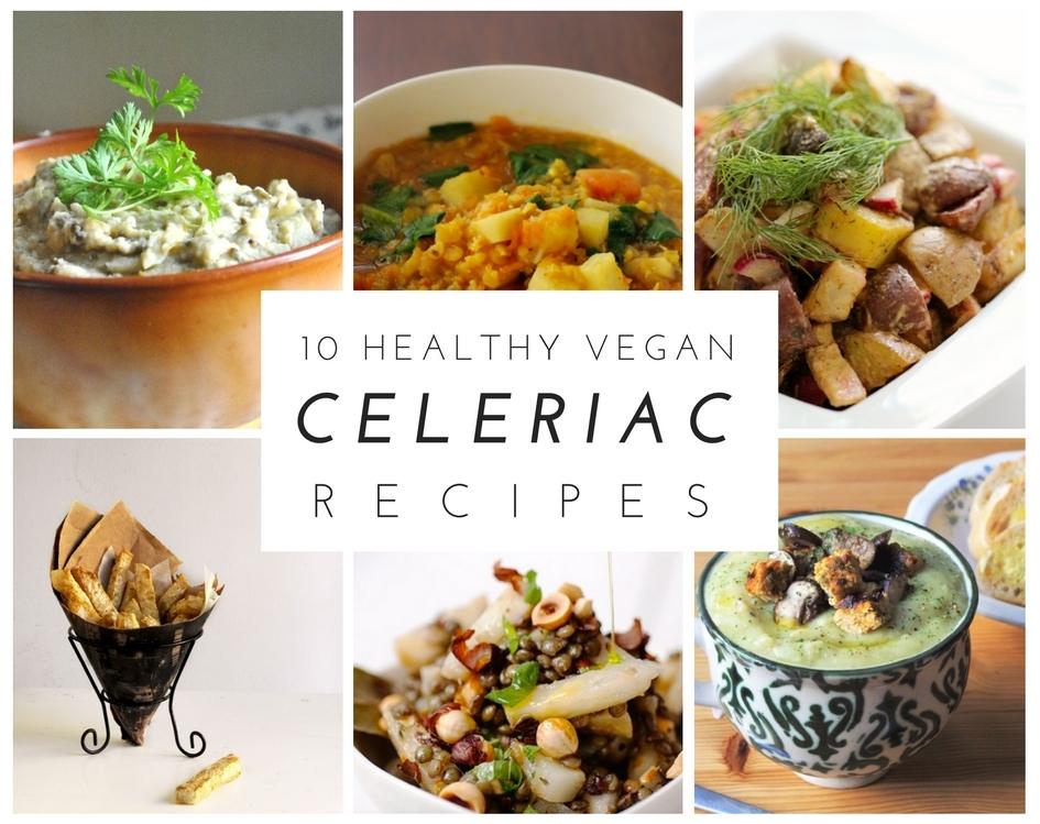 10 Healthy Vegan Celeriac Recipes