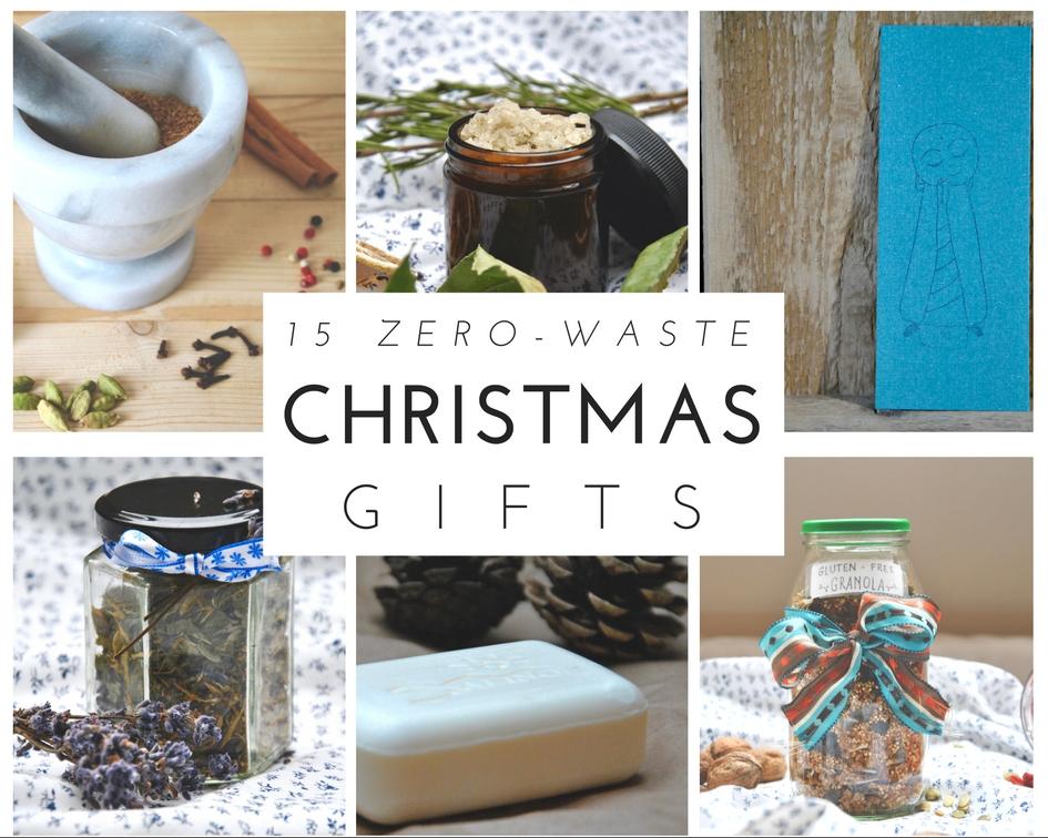 15 Zero-Waste Christmas Gift Ideas