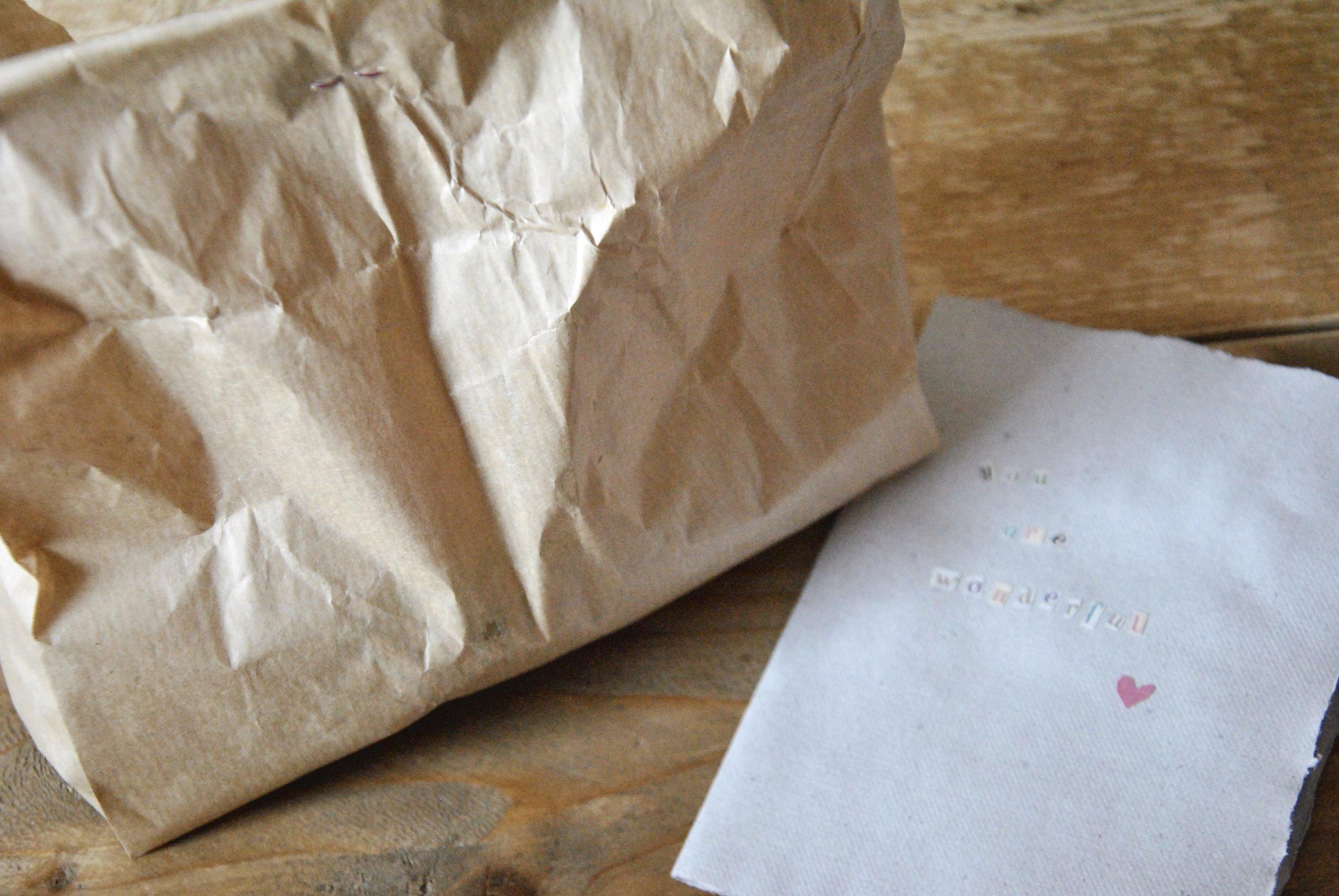 Zero-Waste Gift Wrapping