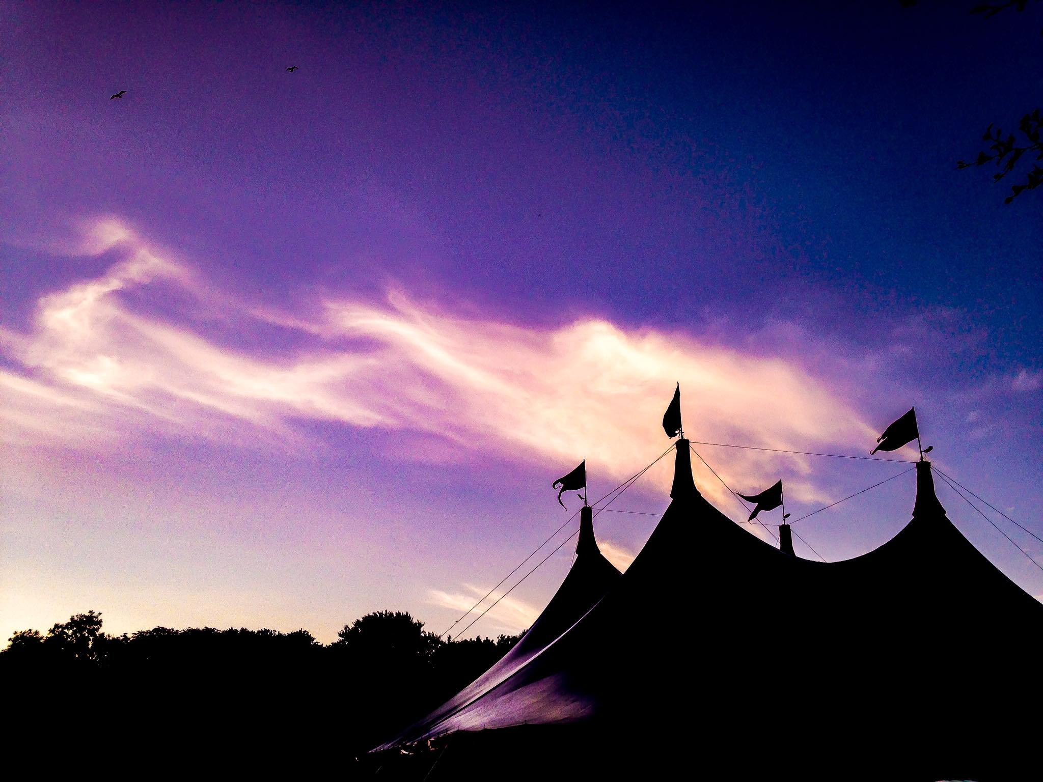 Days Are Done at Hebcelt