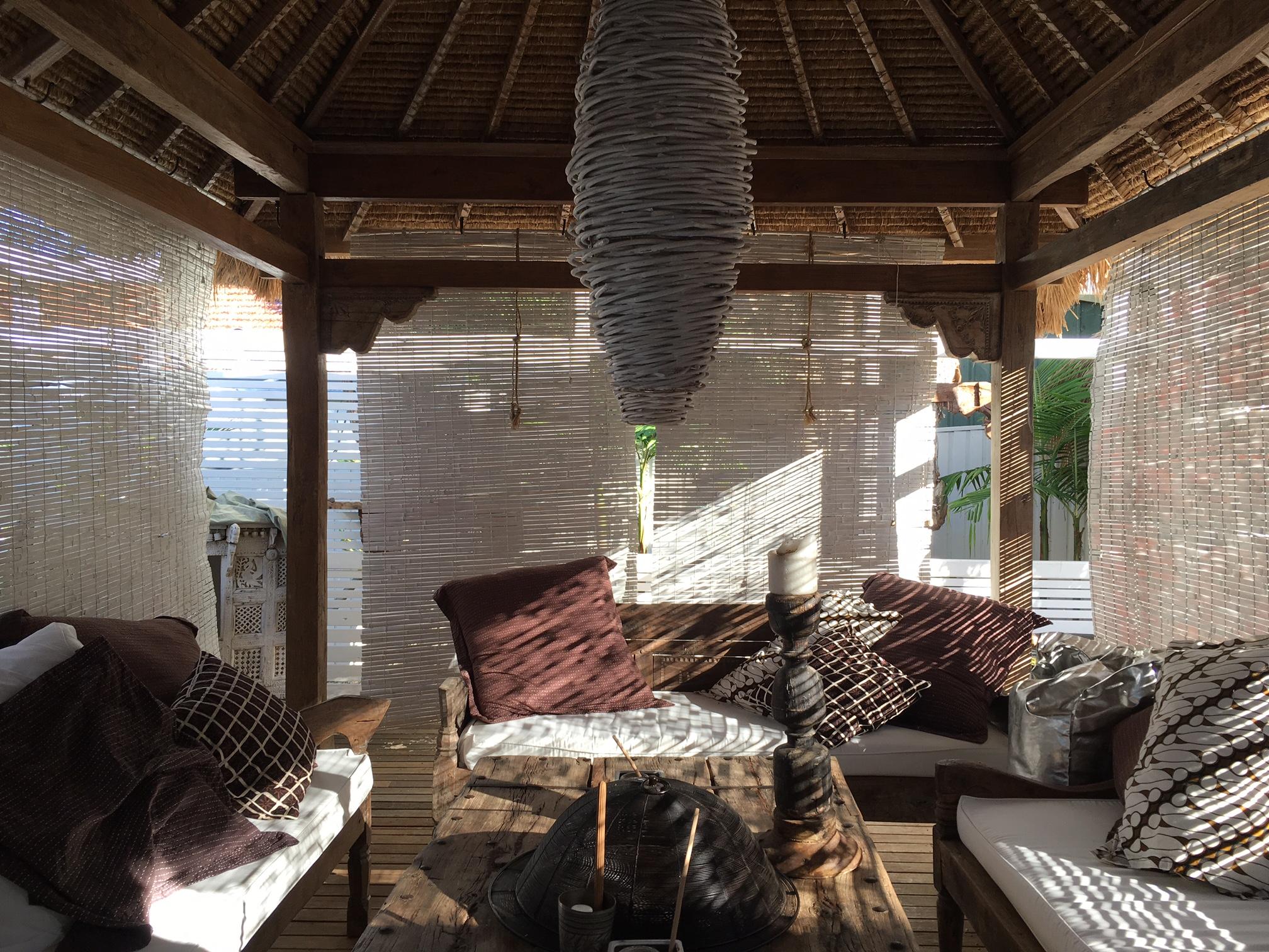 Bali day bed heaven byron bay
