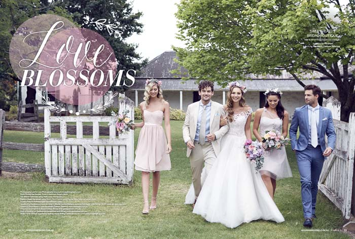 Lost In Love Modern Wedding Magazine
