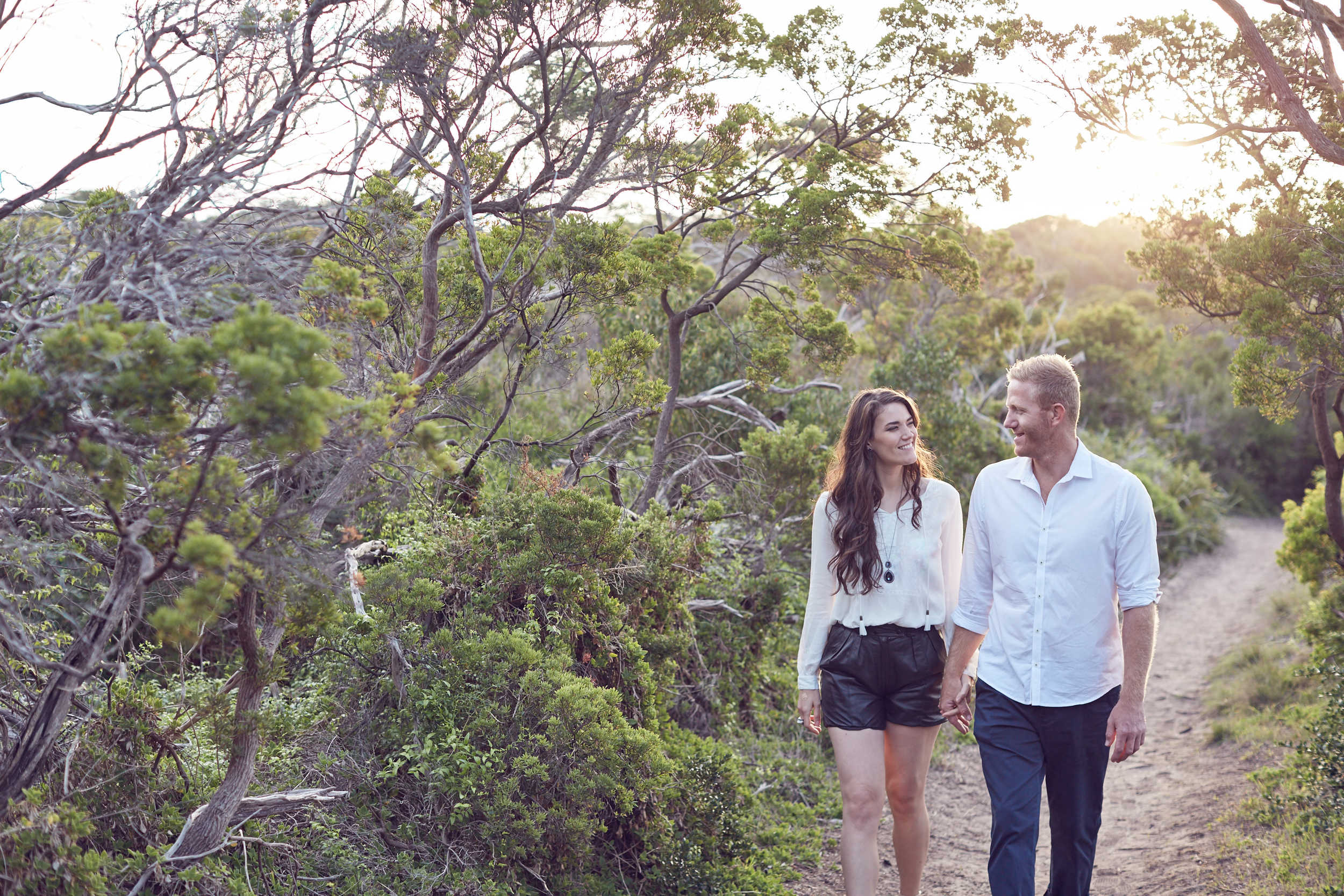 LOST IN LOVE PHOTOGRAPHY Epic Mornington Peninsula beach Engagement Photo Session