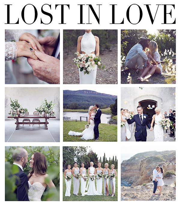 Lost In Love Photography marketing e signature