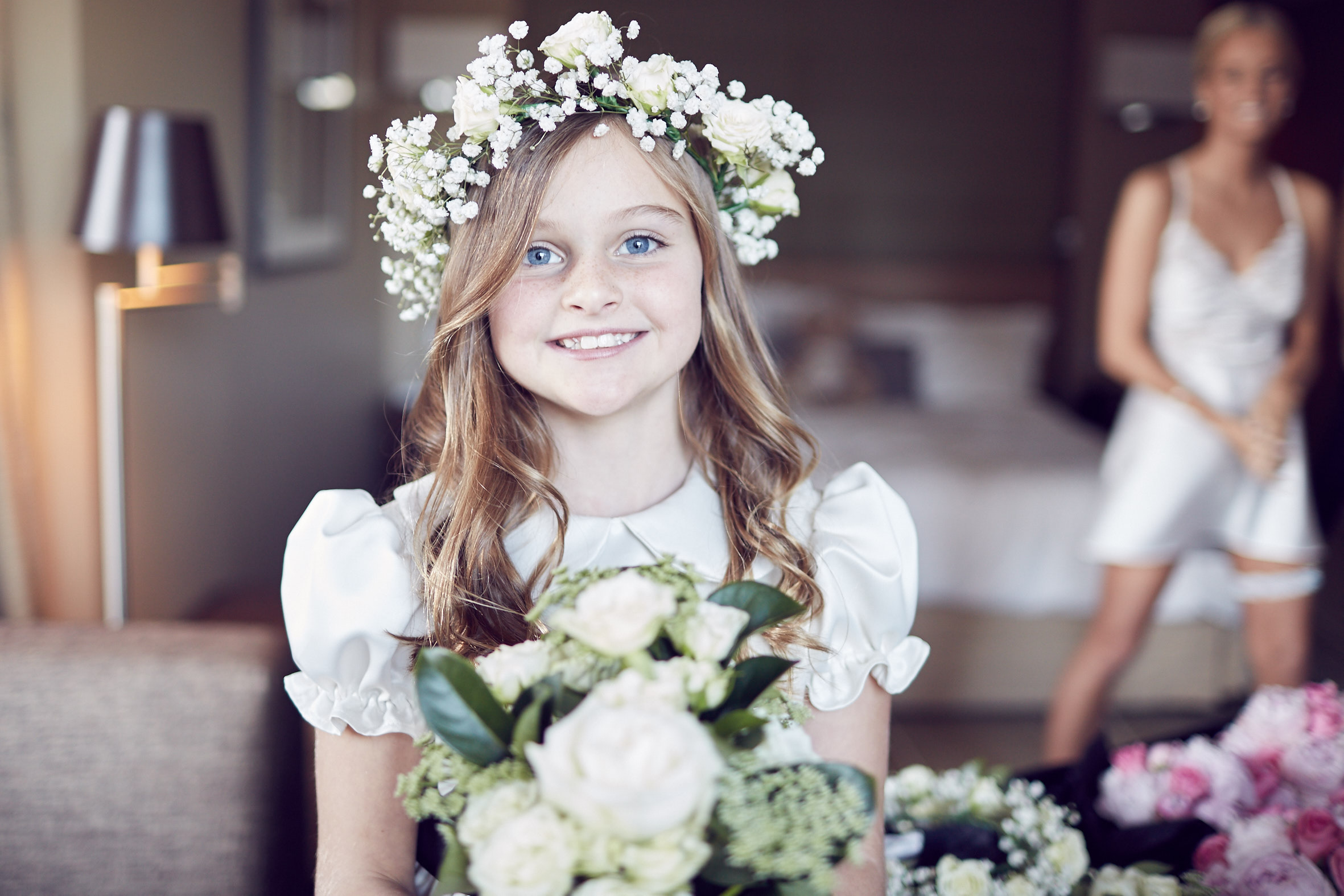 Lost In Love Photography flower girl