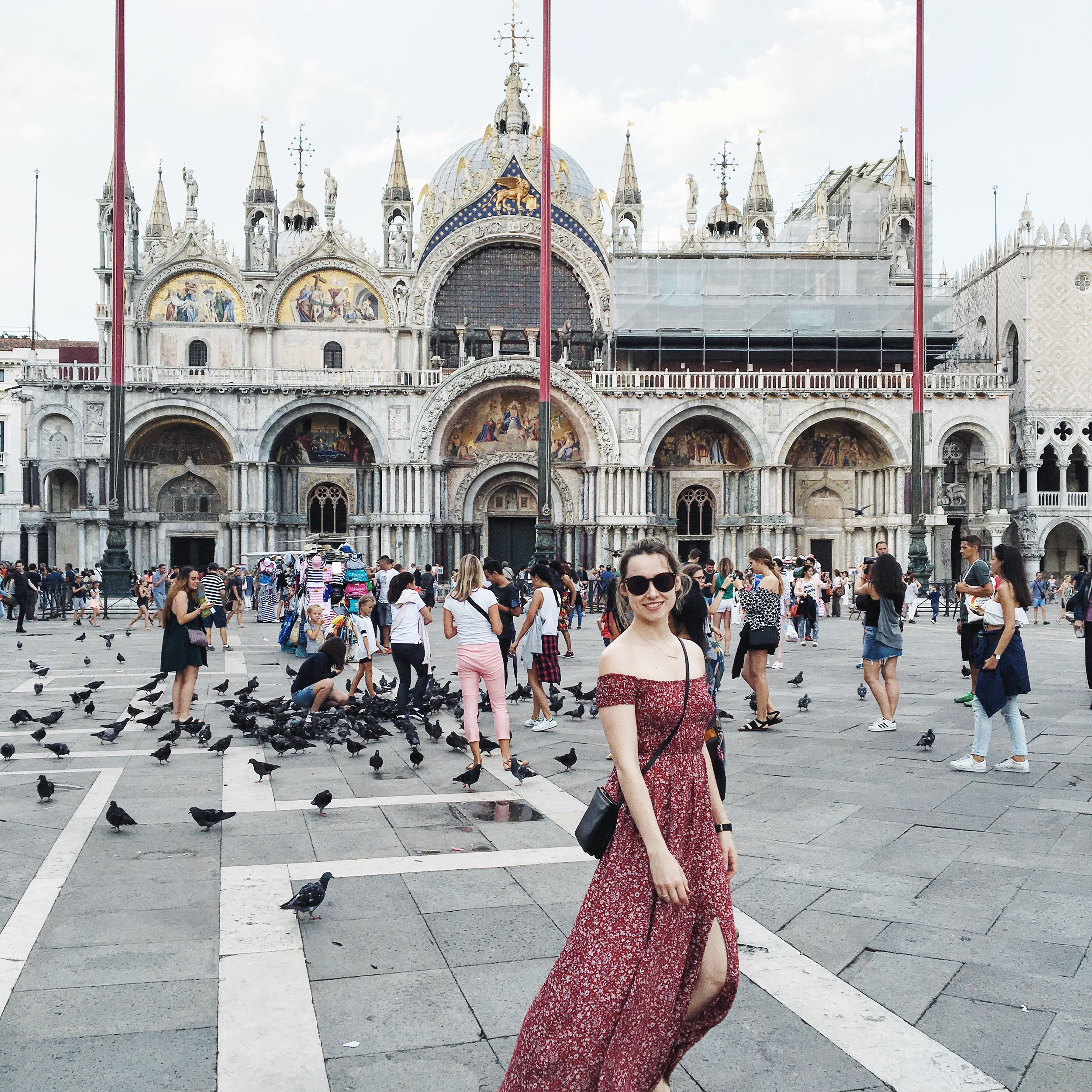 Lost In Love in Venice