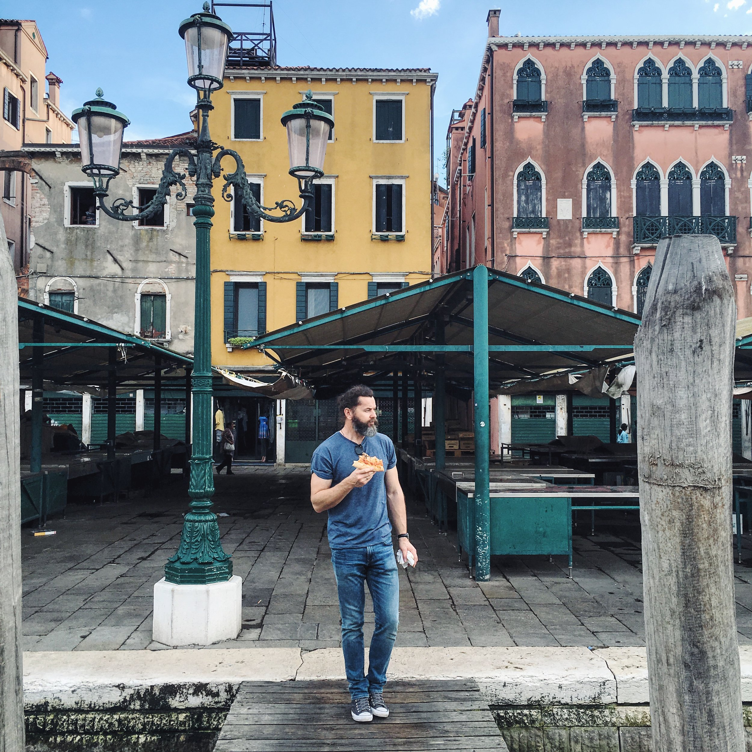 Daniel Lost In Love In Venice