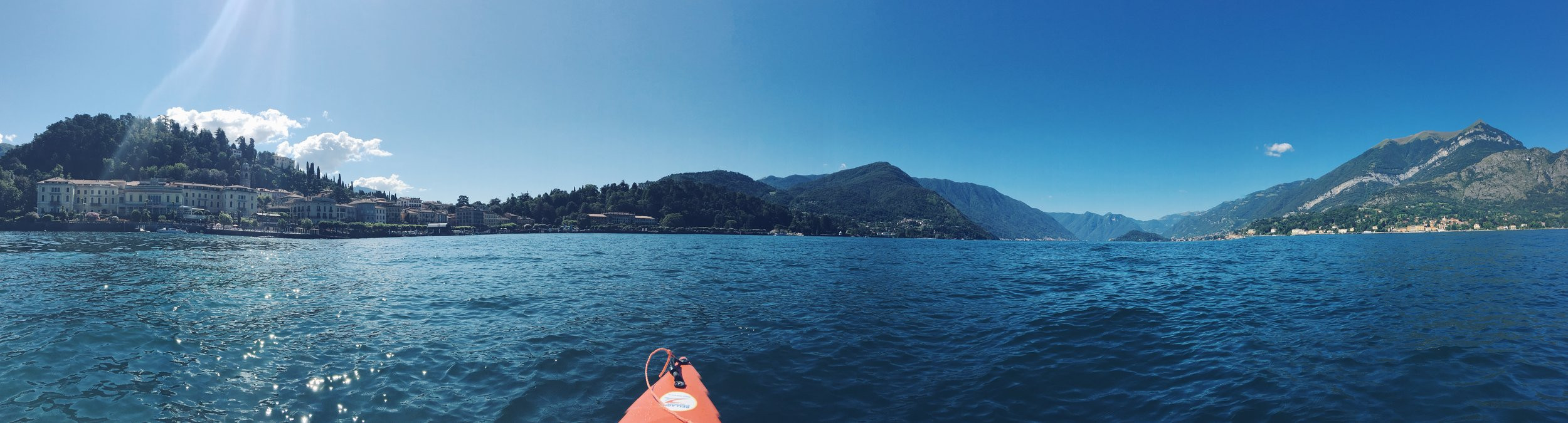 Kayaking Lake Como Lost In Love Photography