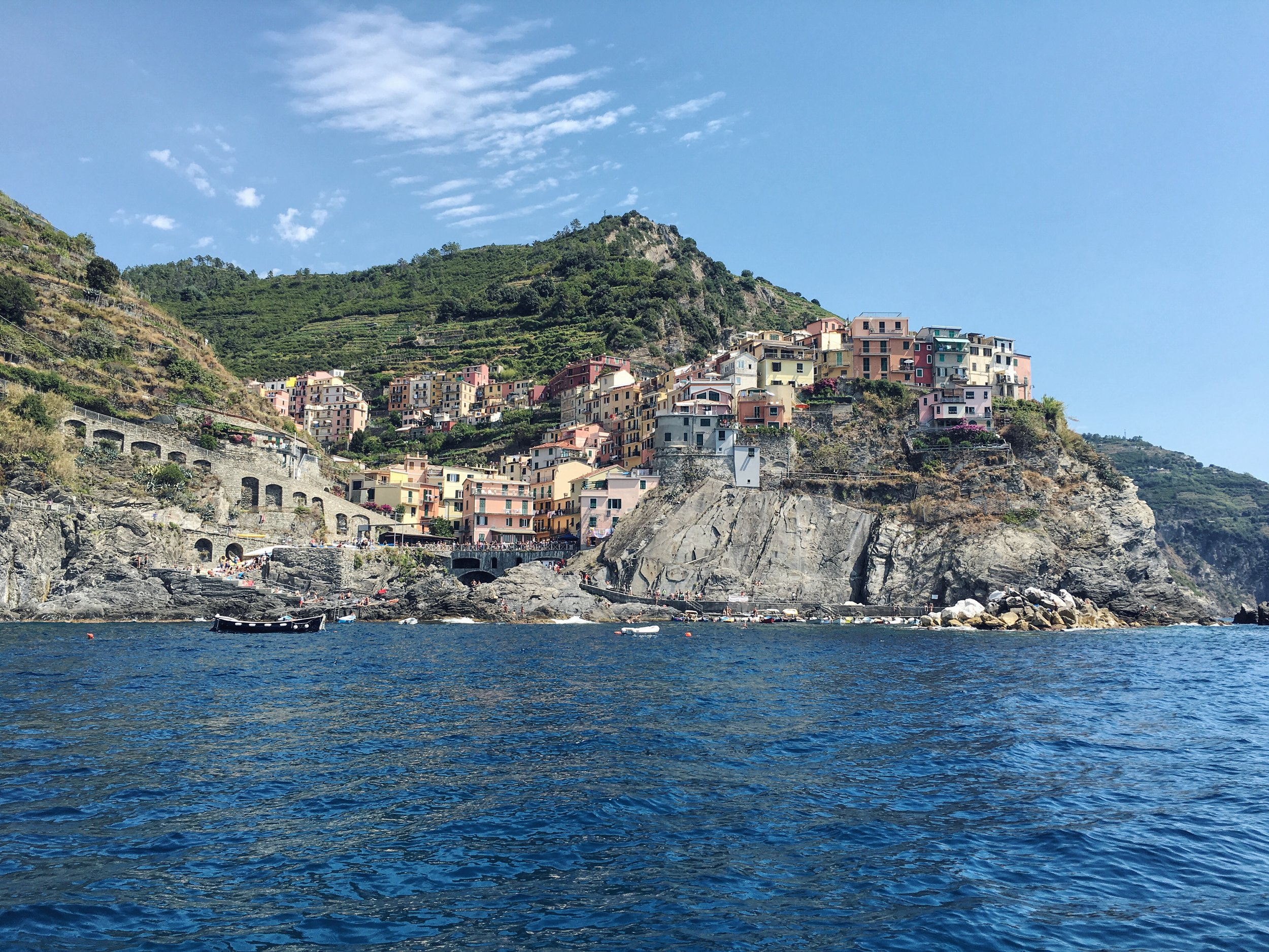 Cinque Terre Italy - Lost In Love Photography - iphone