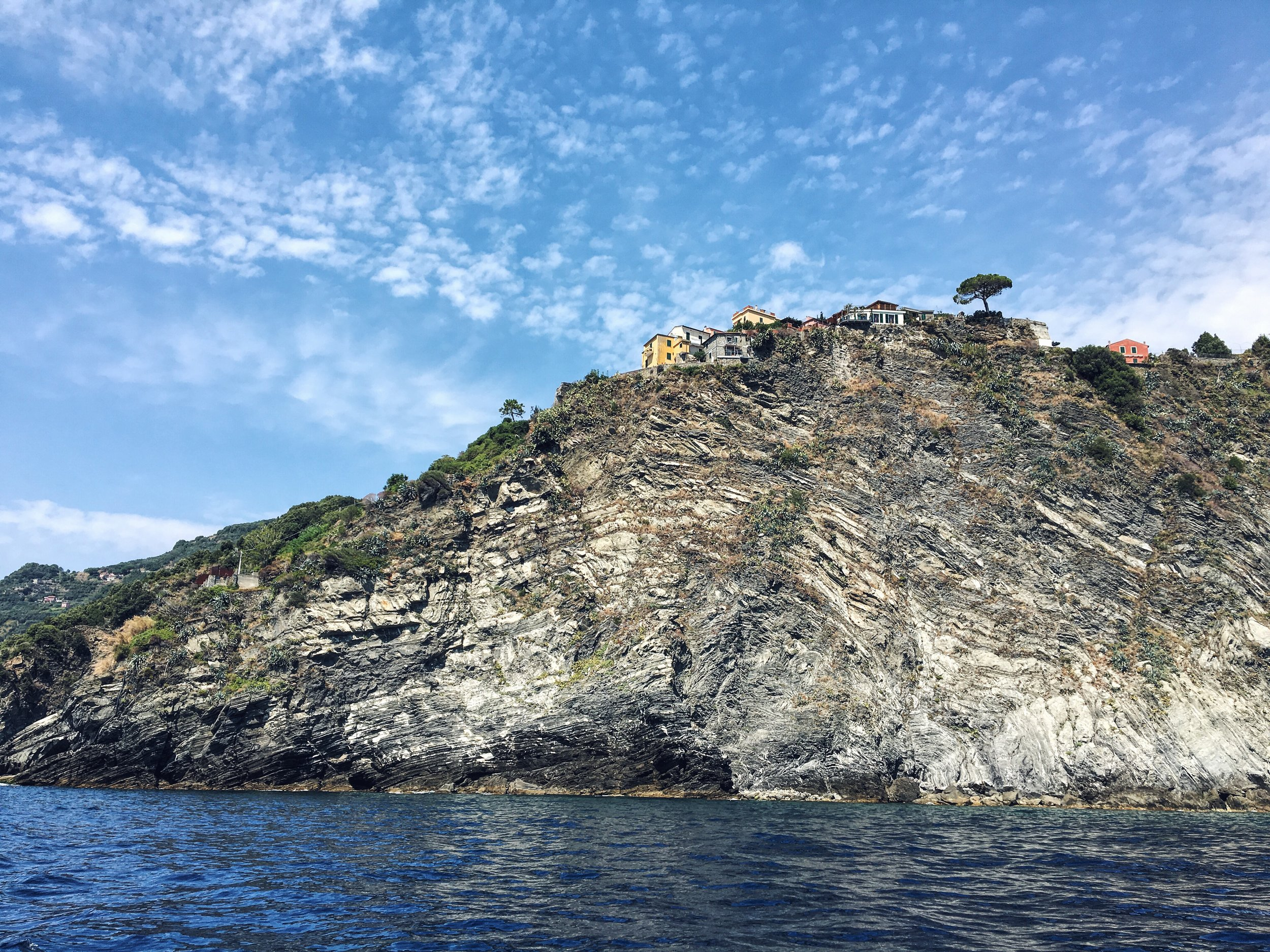 Corniglia Cinque Terre Italy - Lost In Love Photography - iphone