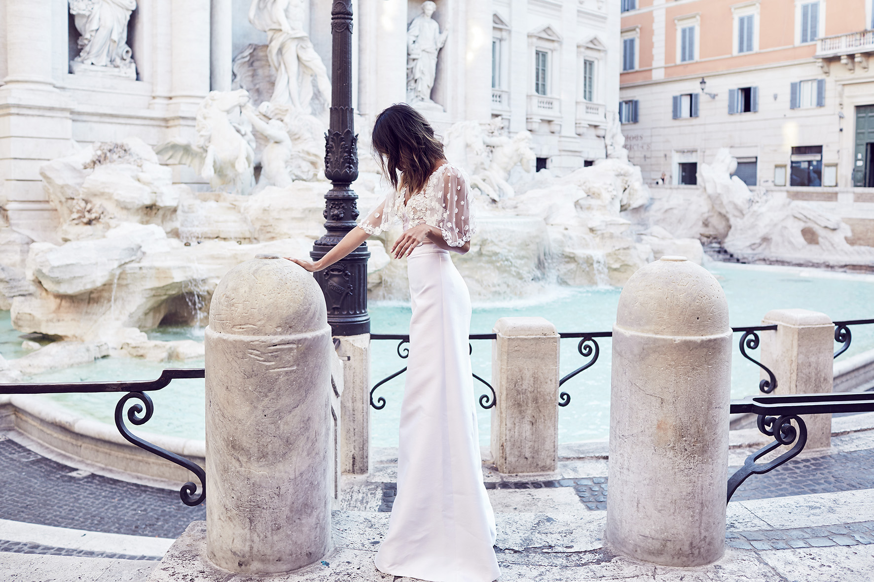 Trevi Fountain, Lost In Love Wedding Photography