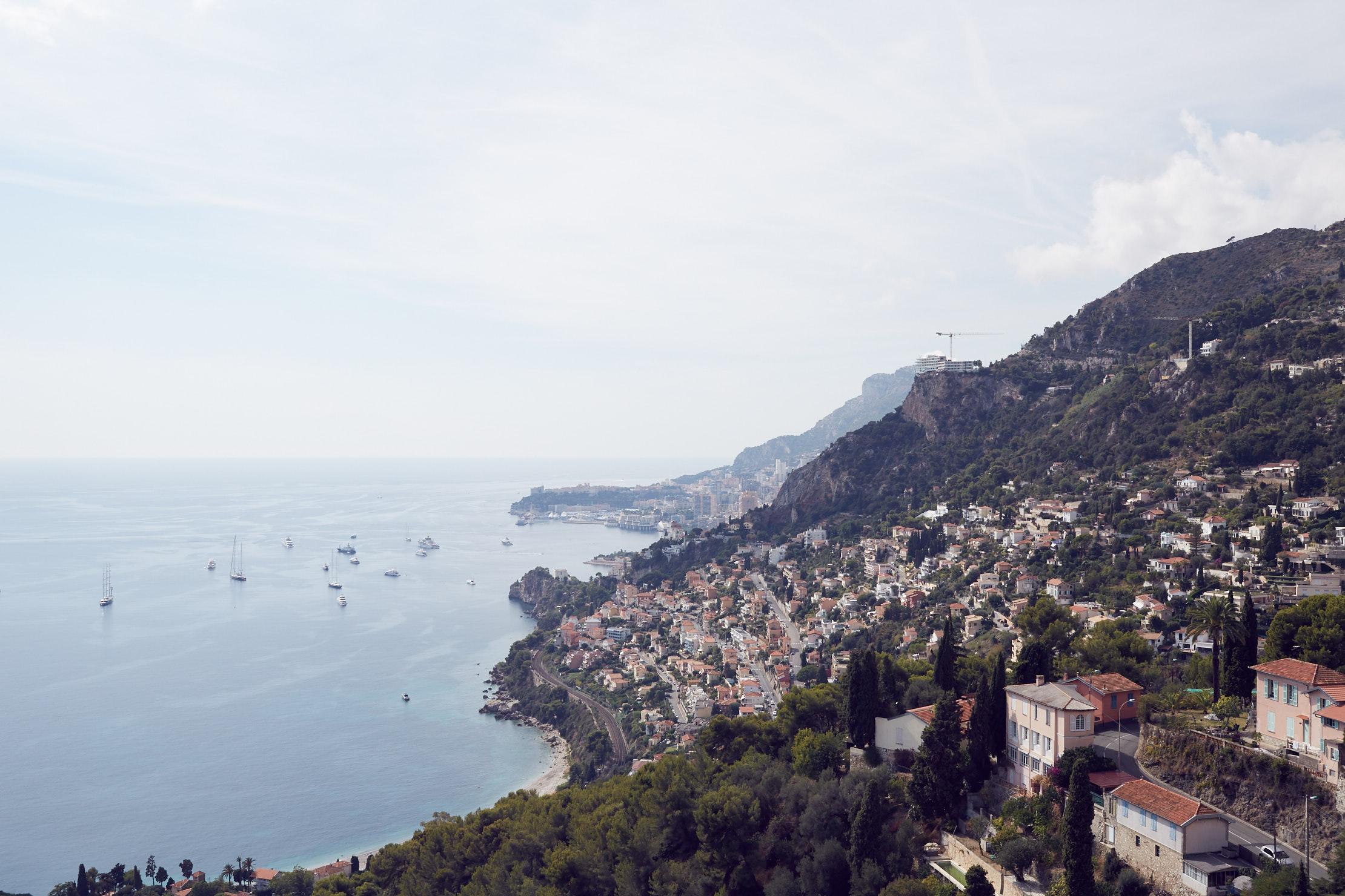 Monte Carlo Views Cote D'Azure France Road Trip #lostinlove