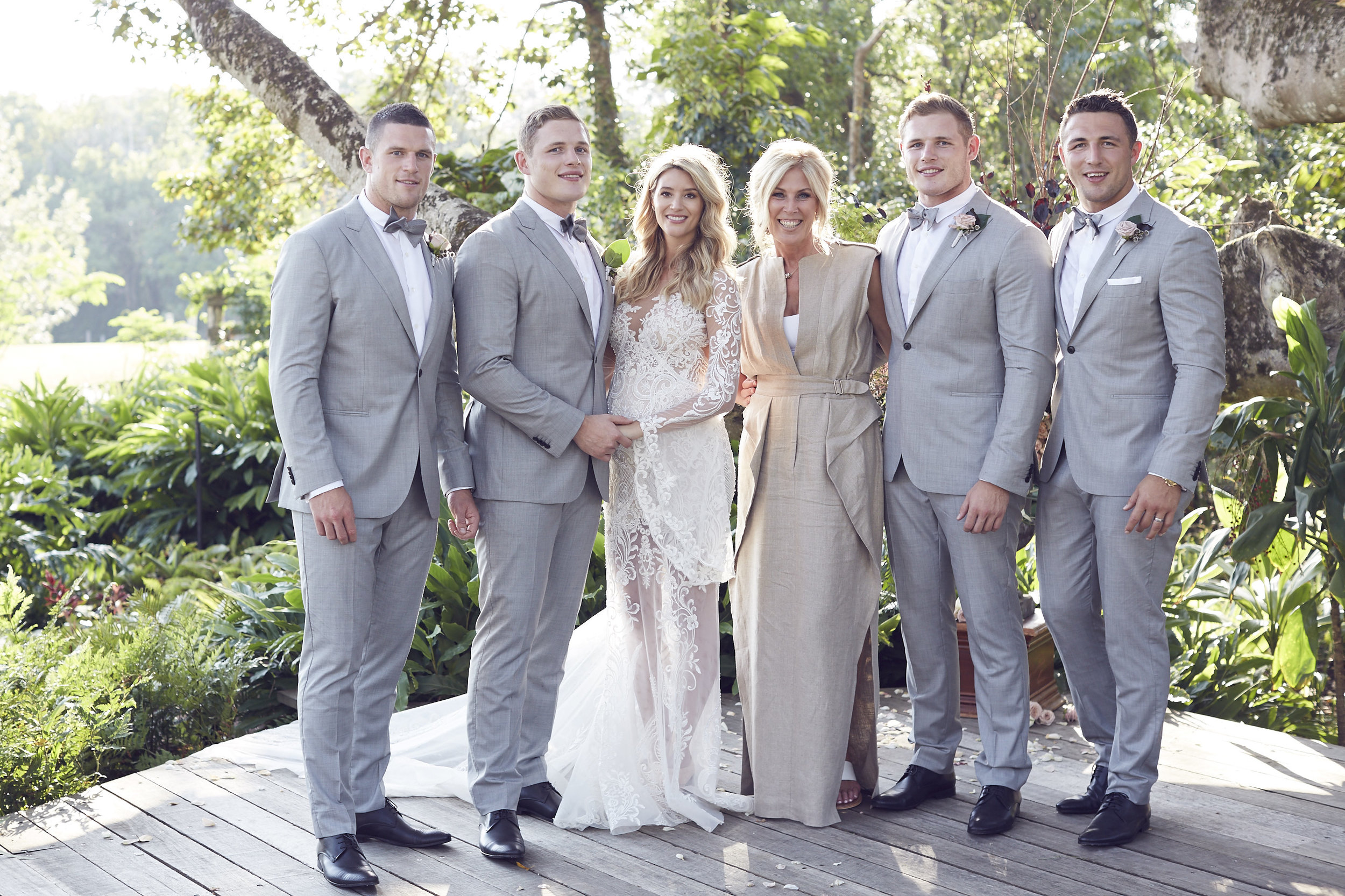 Joanna and George Burgess Wedding by Lost In Love Photography