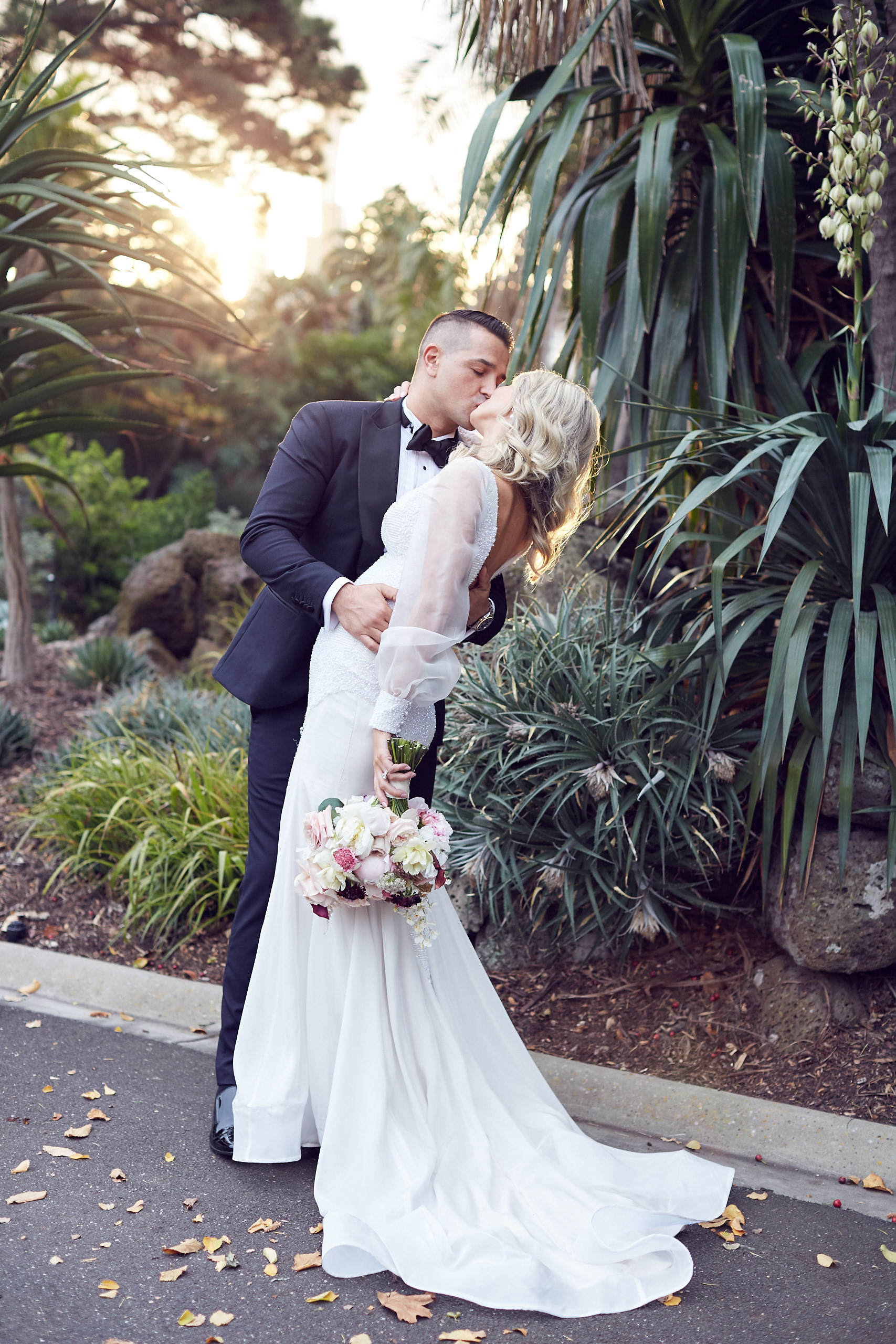 Garden Wedding Lost In Love Photography