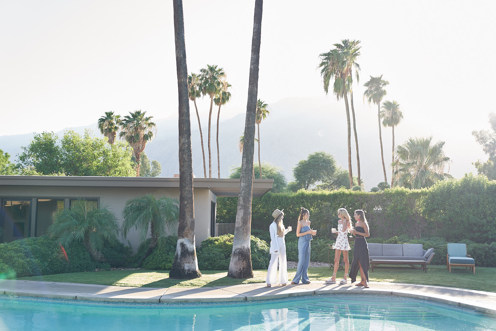 BEAR launch Frank Sinatra's House Palm Springs by Lost In Love