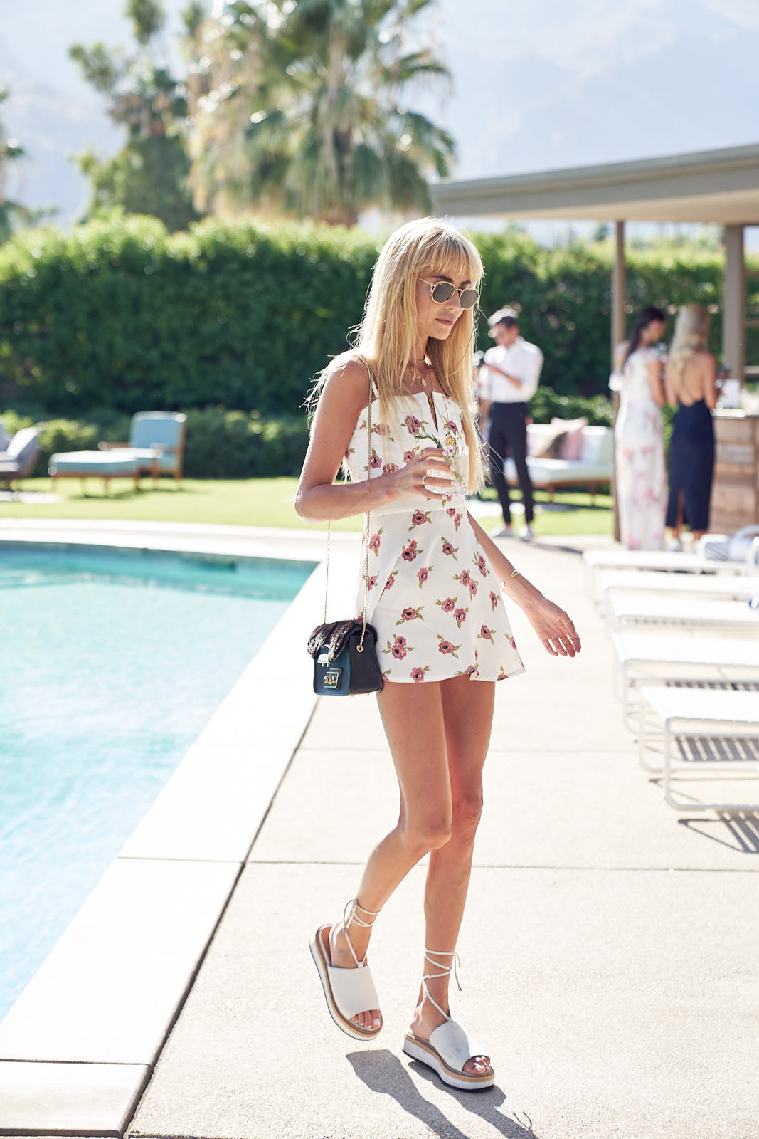 Emily Gurr at the BEAR launch Frank Sinatra's House Palm Springs by Lost In Love Photography