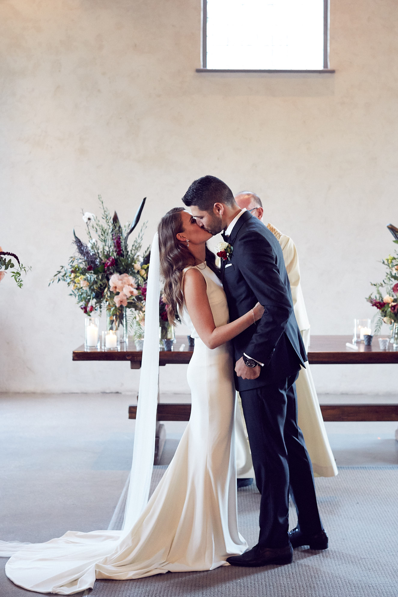 stones of the yarra valley wedding photo