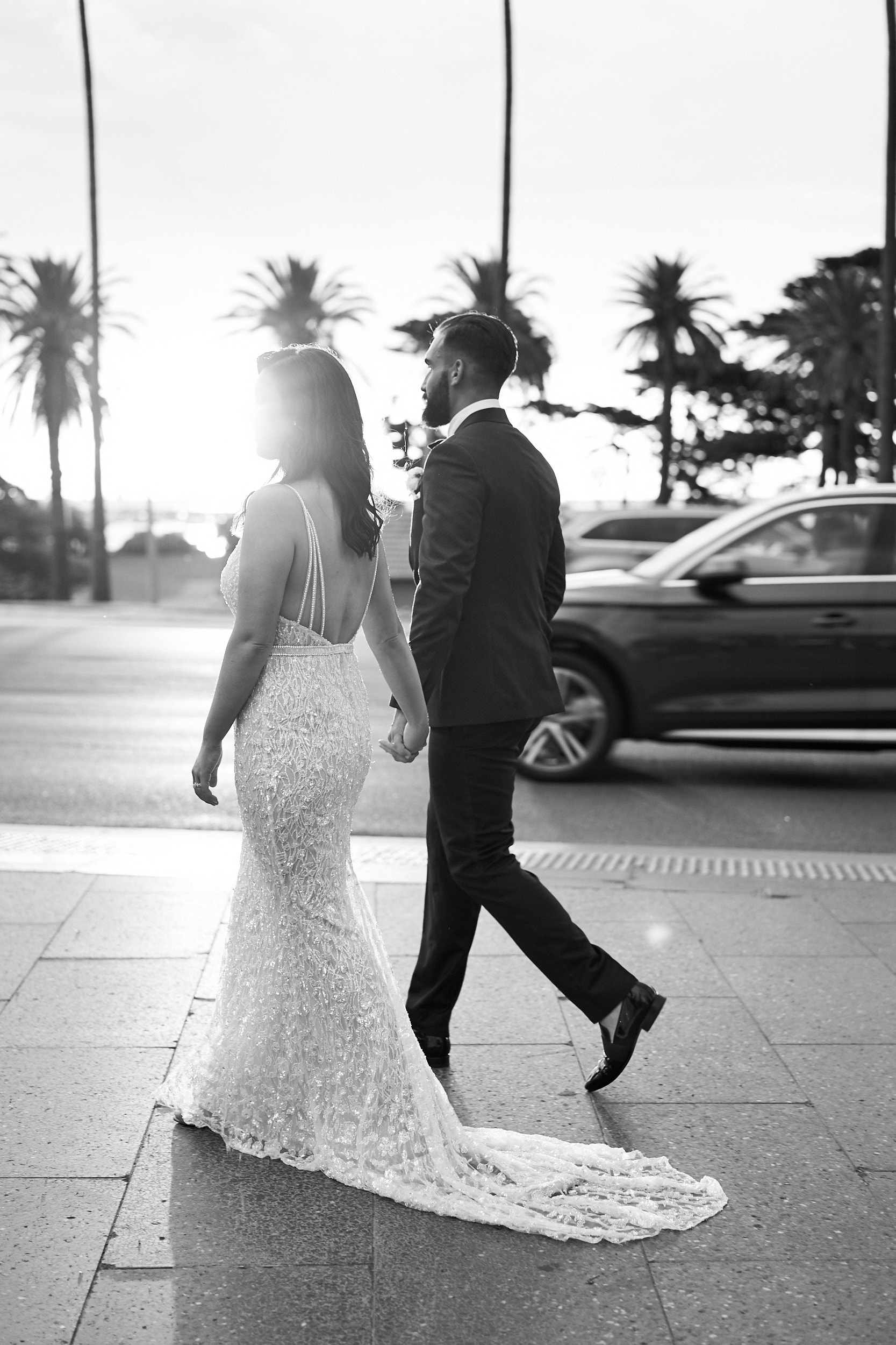 St Kilda Wedding Photos by Lost In Love Photography