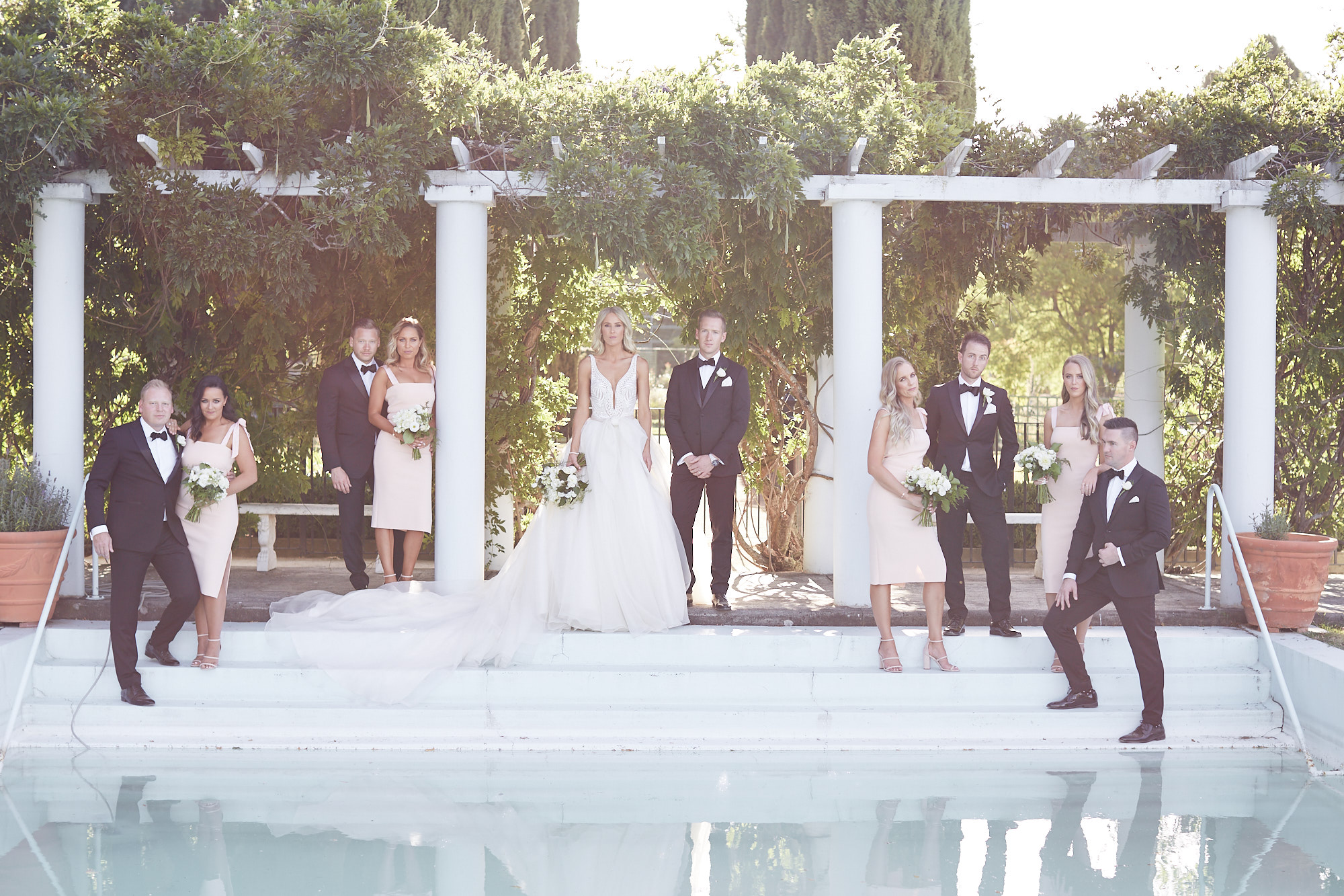 Coombe Estate yarra valley wedding lost in love photography