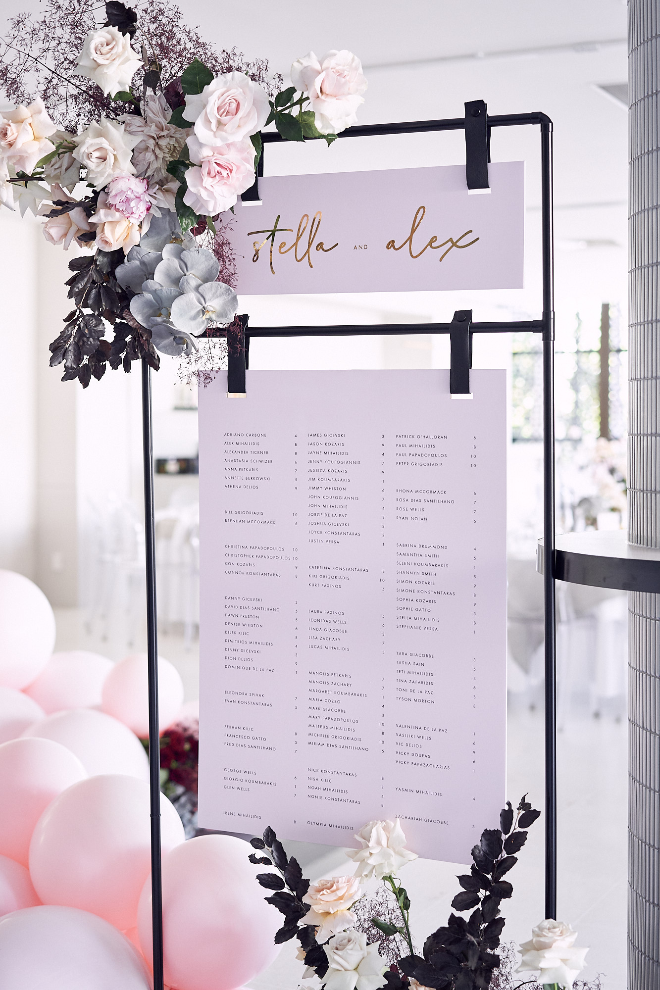 wedding styling inspiration. Photo by Lost In Love Photography